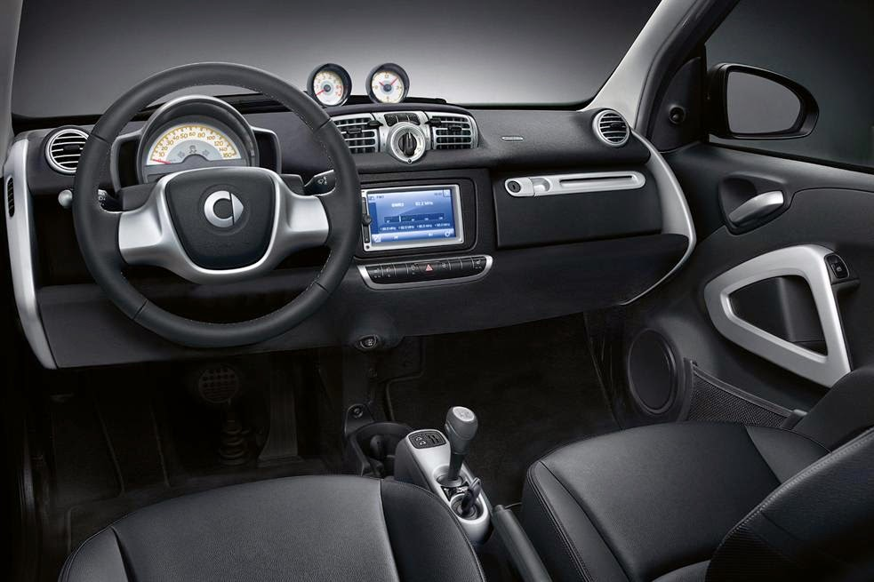 Citroën DS 6WR interior