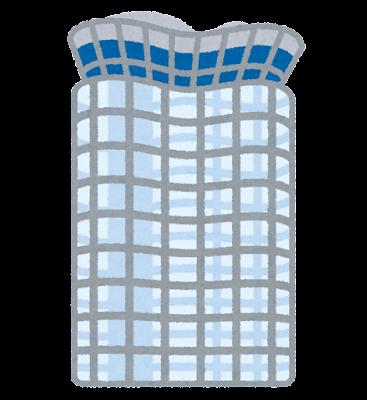 夢みなとタワーのイラスト
