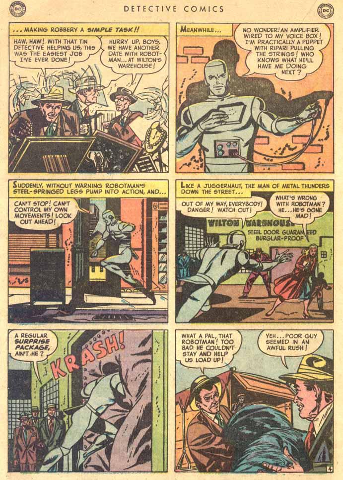 Read online Detective Comics (1937) comic -  Issue #160 - 30