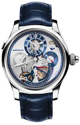 Montblanc Collection Villeret 1858 replica