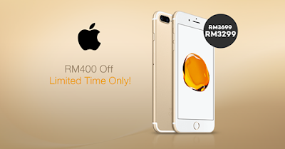 Lazada Malaysia Cheapest iPhone 7 Price