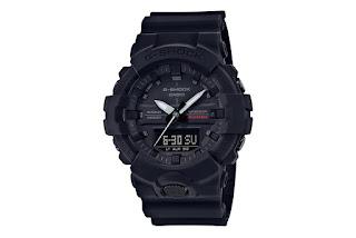 G-Shock Big Bang Black Koleksi Terbaru Casio