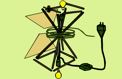 lampada-clessidra-con-carta-legno