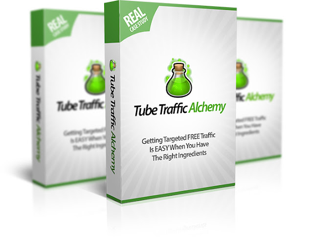[GIVEAWAY] Tube Traffic Alchemy [+BONUS]