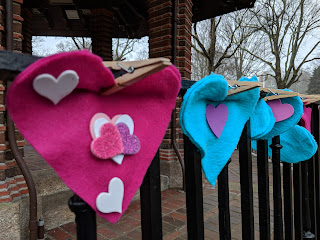 Hearts of Kindness on the Town Common 1