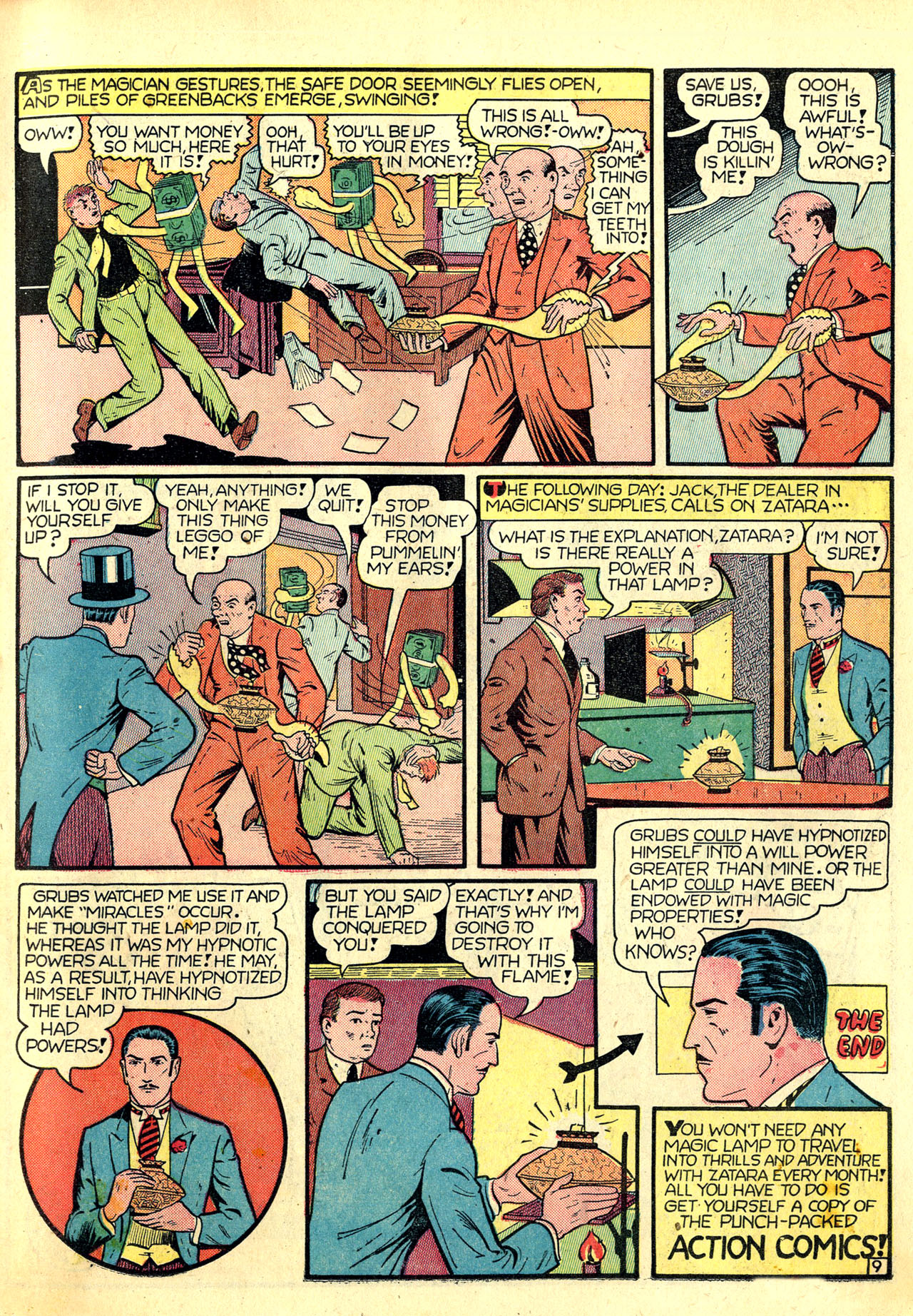 Read online World's Finest Comics comic -  Issue #8 - 29