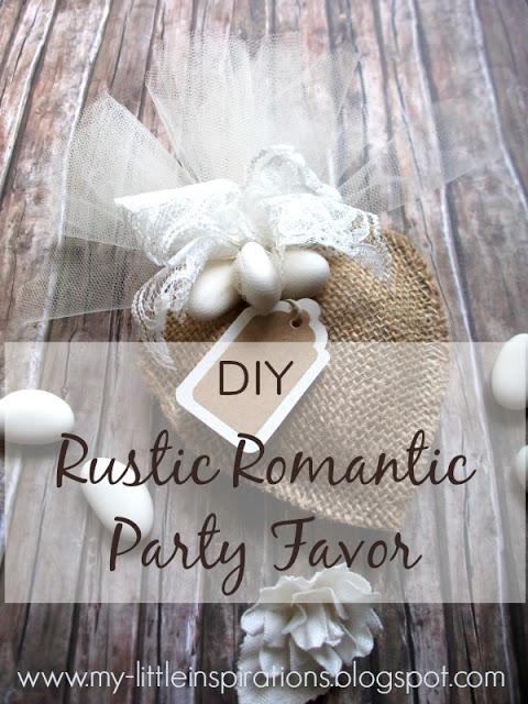 Matrimonio Rustico Romantico : My little inspirations bomboniere handmade per matrimonio
