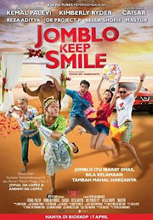 Download Film Jomblo Keep Smile (2014) TVRip
