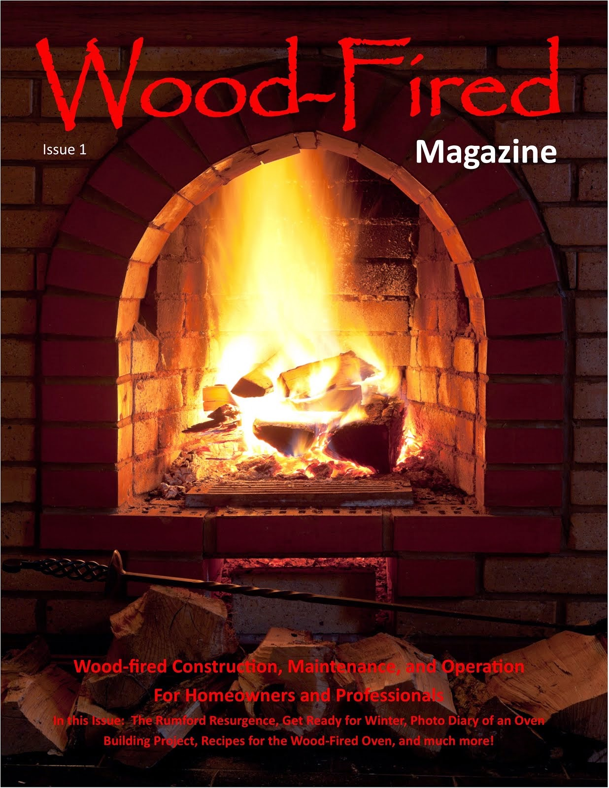 Wood-Fired Magazine