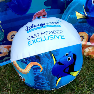 finding dory disney store cast member exclusive beach ball