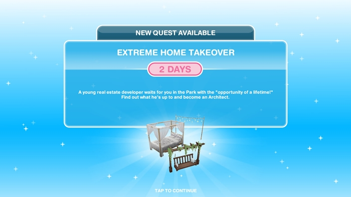 Sensational How To Complete Extreme Home Takeover Quest Freeplay Guide Download Free Architecture Designs Lectubocepmadebymaigaardcom