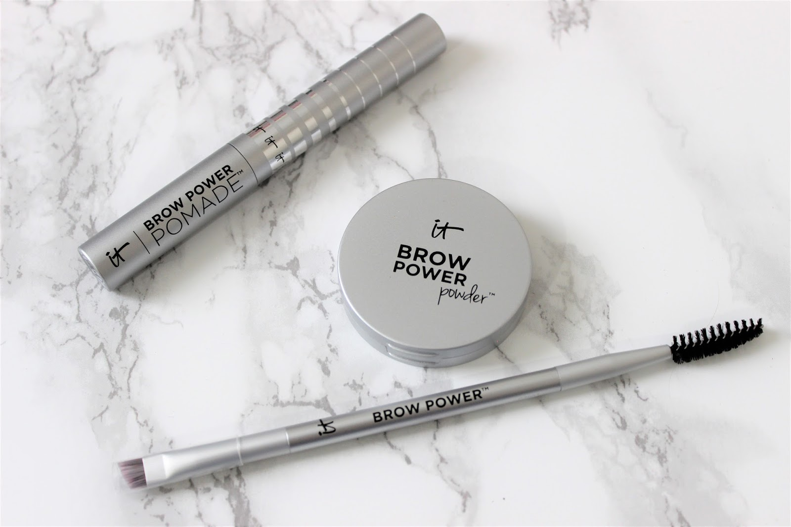 It Cosmetics Brow Power Product Review Nik The Makeup Junkie
