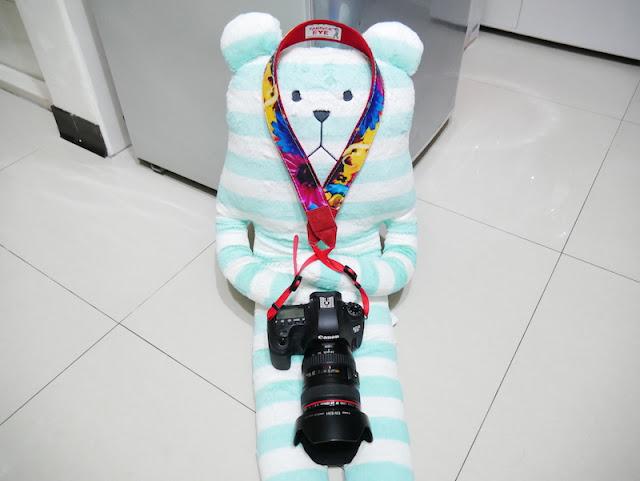 蜷川實花 F@BRICK 相機背帶