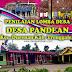 Penilaian Lomba Desa Se Kabupaten, Di Balai Desa Pandean