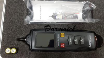 Darmatek Jual SANFIX WT 63B Vibration-Meter Terbaru