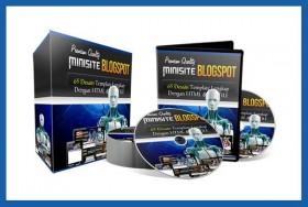 Download Minisite Blogspot