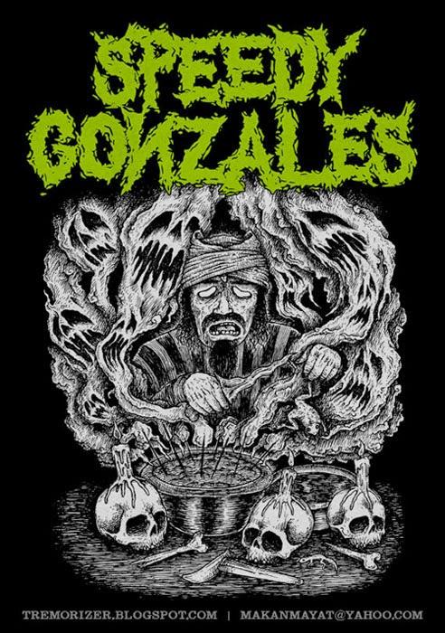speedy gonzales song