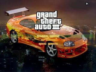 Grand Theft Auto III PC Version
