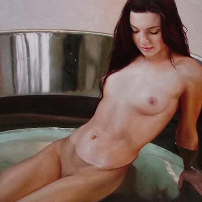 desnudo-pintura-hiperrealista