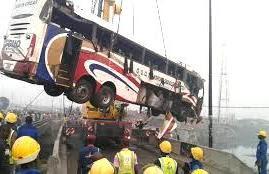Bus Crash in Nigeria