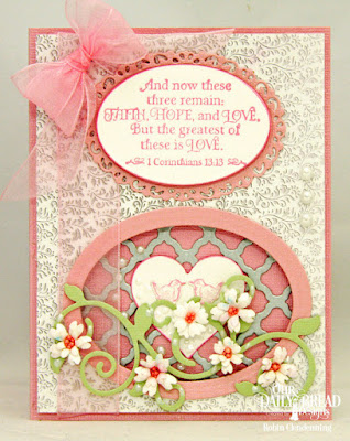 Our Daily Bread Designs, Happy Wedding Day, Ornate Ovals, Ovals, Boho Background, Fancy Foliage, Bitty Blossoms, Easter Eggs, Flower Box Fillers, Layering Hearts, Wedding Wishes, Heart Topiary, By Robin Clendenning