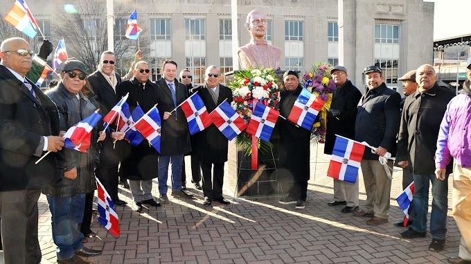 Castillo llama dominicanos participar masivamente en actos del Mes de la Herencia Dominicana