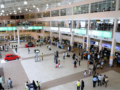 41 Nigerians deported from the US today
