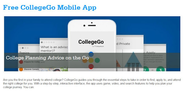 Understanding the FAFSA and College Admissions CollegeGo App