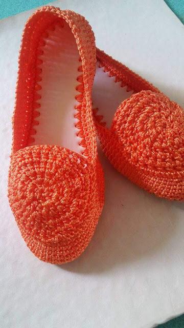 ¿Cómo tejer unas baletas a Crochet?