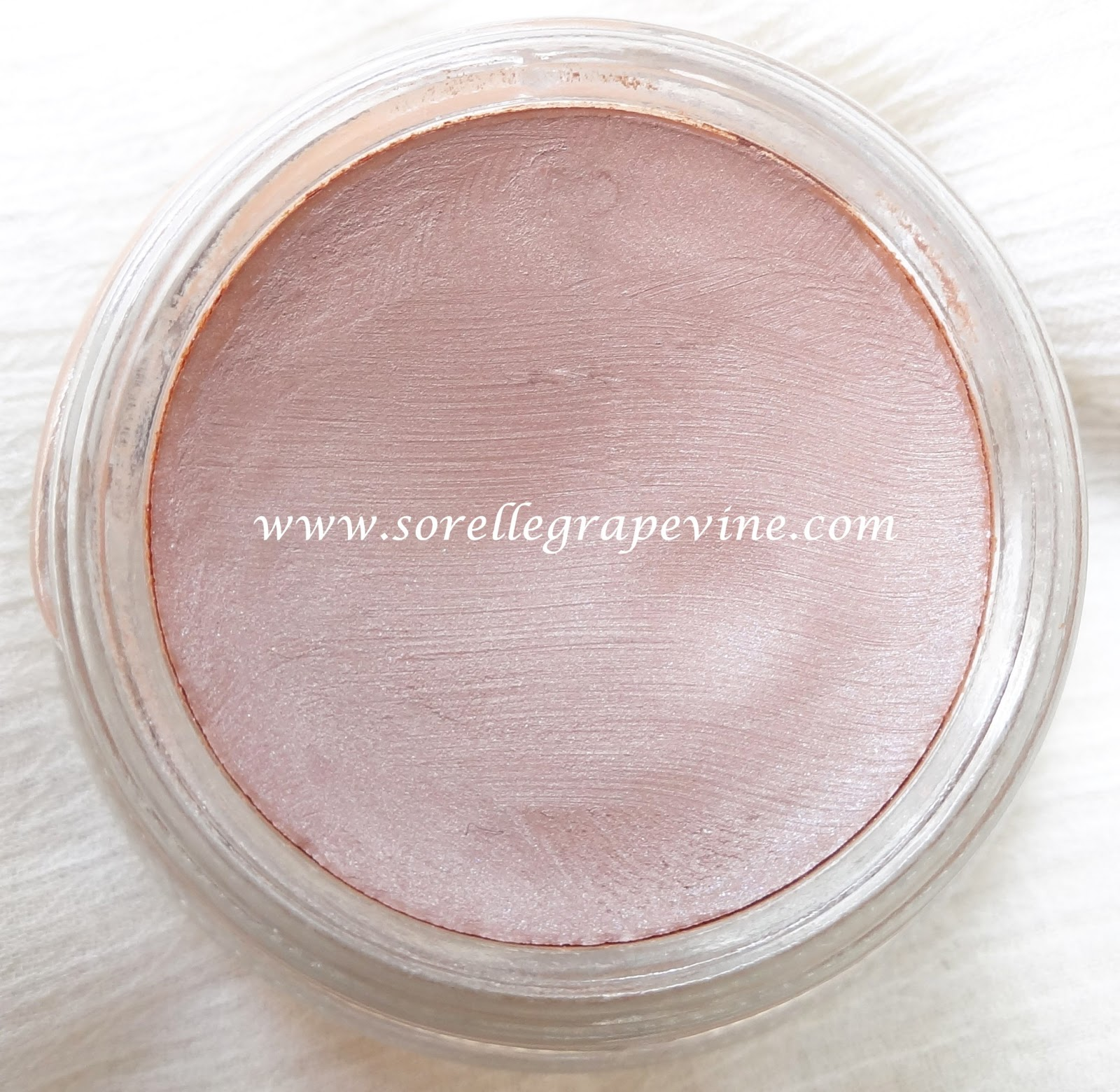 Sorelle grapevinemac paint pot groundwork swatch and review for Mac paint pot groundwork