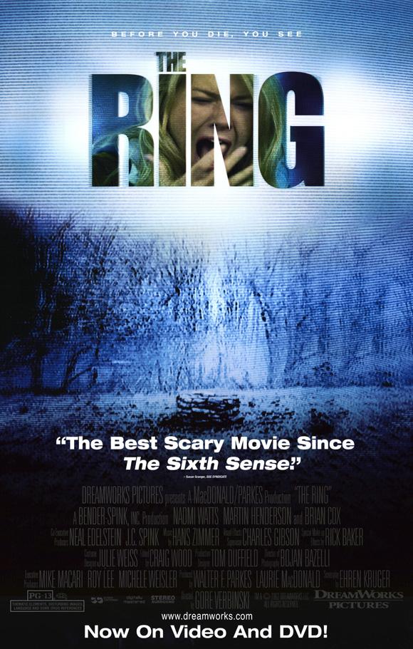 Rings Horrorfilm