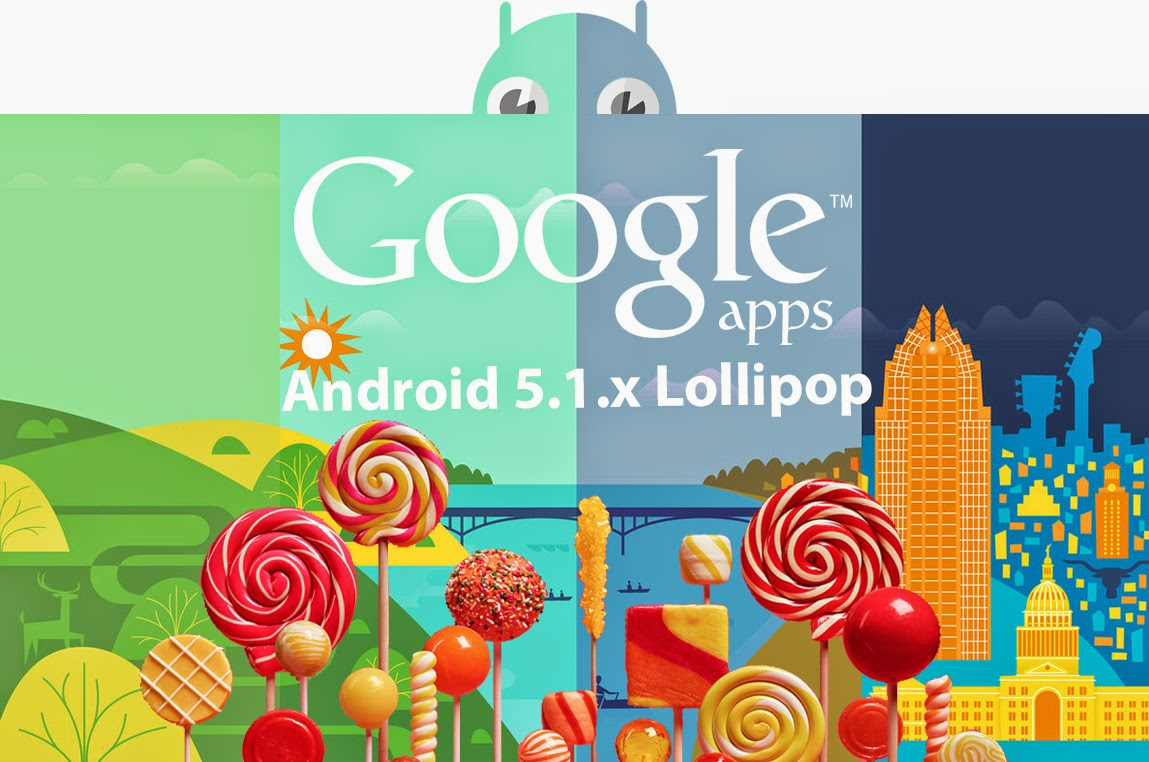 Download Android 5 1 x Lollipop PA Gapps! [Stock/Full/Mini/Micro