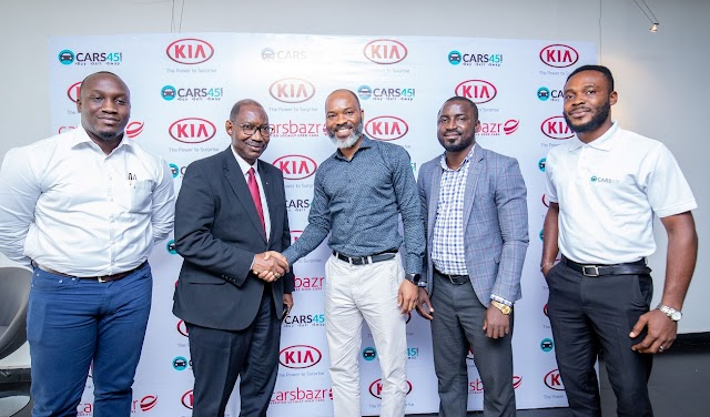 Cars45, Kia trade over 300 vehicles, unlock new value opportunities in Nigeria's automobile industry