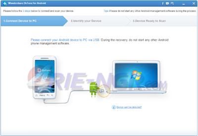 Wondershare Dr.Fone For Android Terbaru 6.1.0.27 Full Version