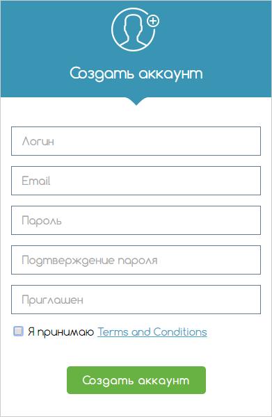 Регистрация в Top Total