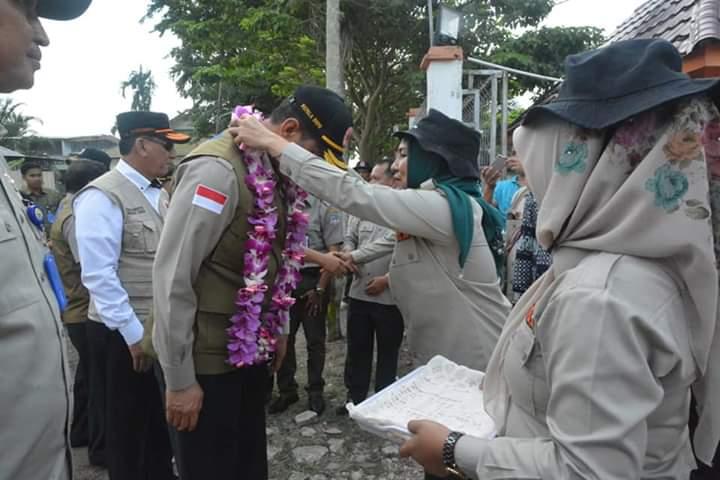 Kepala BNPB Pimpin Apel Gabungan BPBD Provinsi Jambi