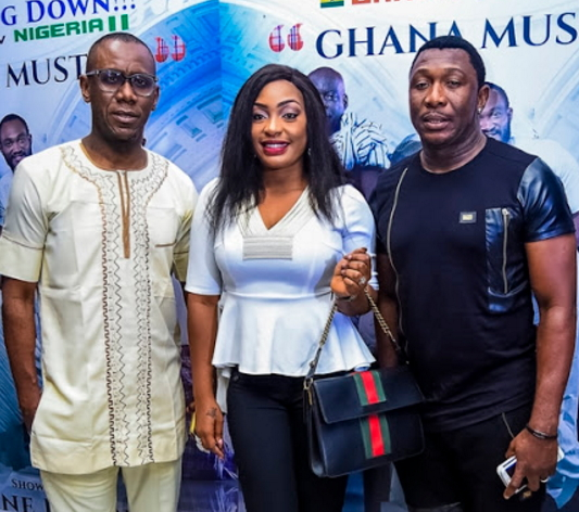 ghana must go movie premiere