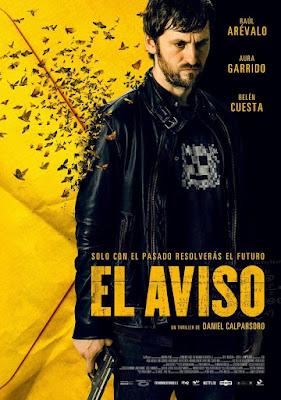 El Aviso 2018 DVD R2 PAL Spanish