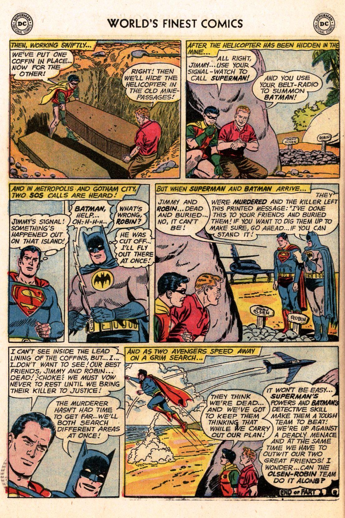Read online World's Finest Comics comic -  Issue #141 - 10
