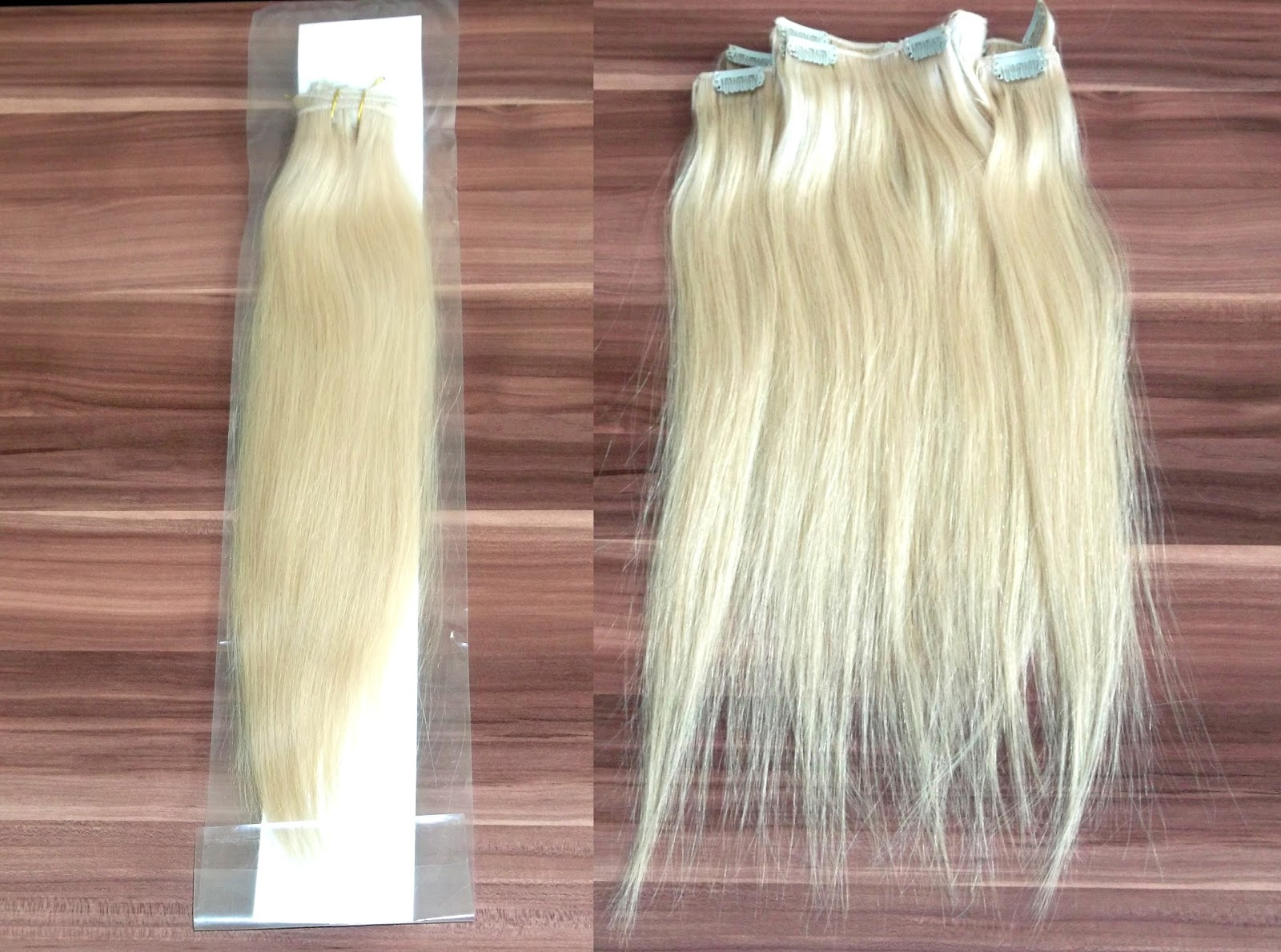 Produkttesterin Lena LCP Extensions