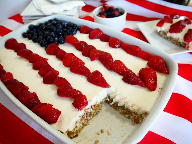 http://www.eat8020.com/2012/06/20-patriotic-berry-pretzel-salad.html