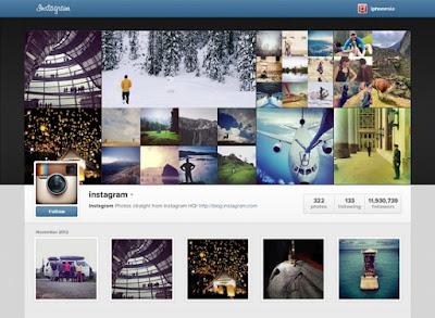 Como acessar o Instagram