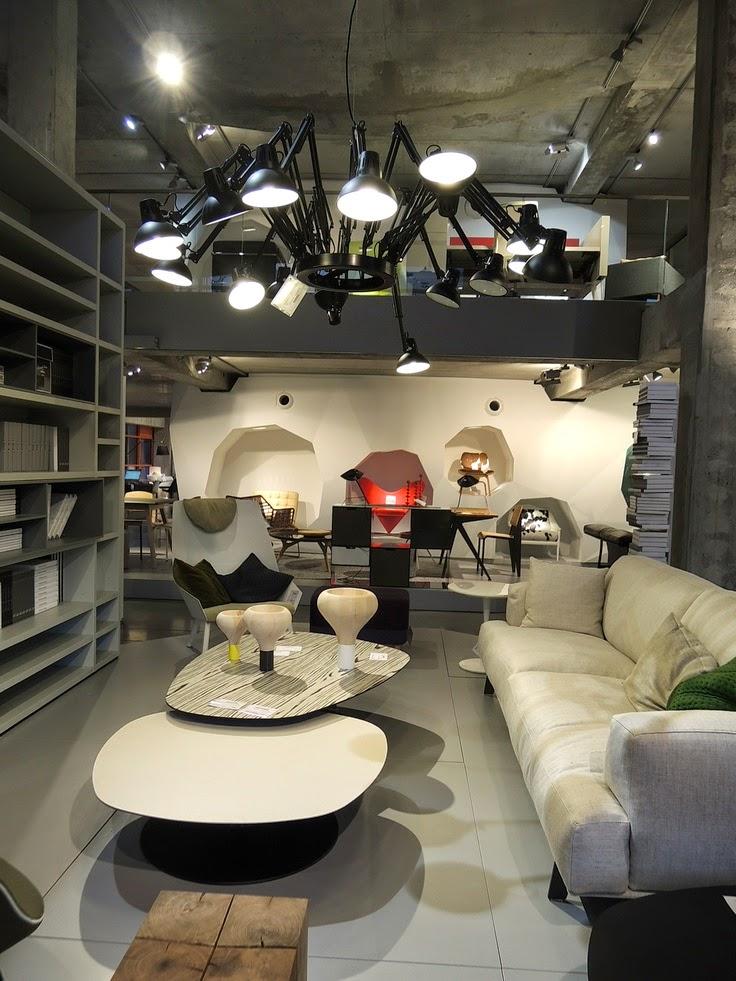 Interiorismo moderno dise o - Interiorismo salones modernos ...