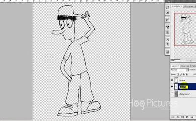 Cara Membuat Karakter Kartun Sendiri 5 - Hog Pictures