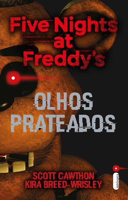 Five Nights At Freddy's Olhos Prateados