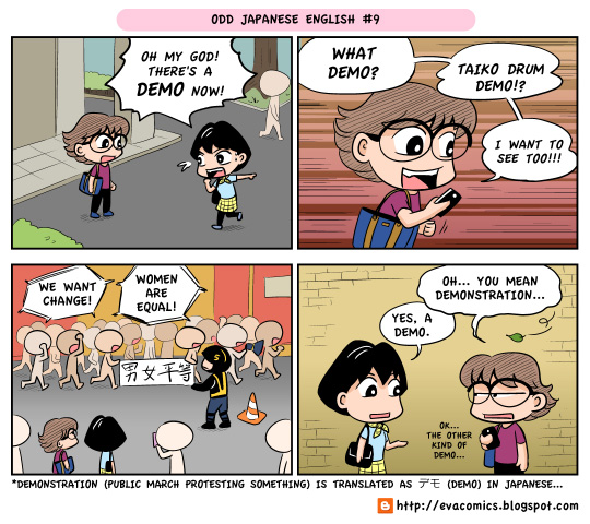 japanese culture comics webcomics manga english demo