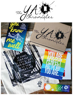 The YA Chronicles June Box - Monthly Subscription Boxes Australia