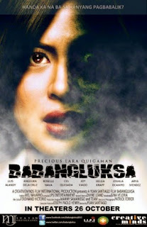 Babang Luksa is a 2011 Filipino independent suspense-thriller film-horror produced by Creative Minds Productions.