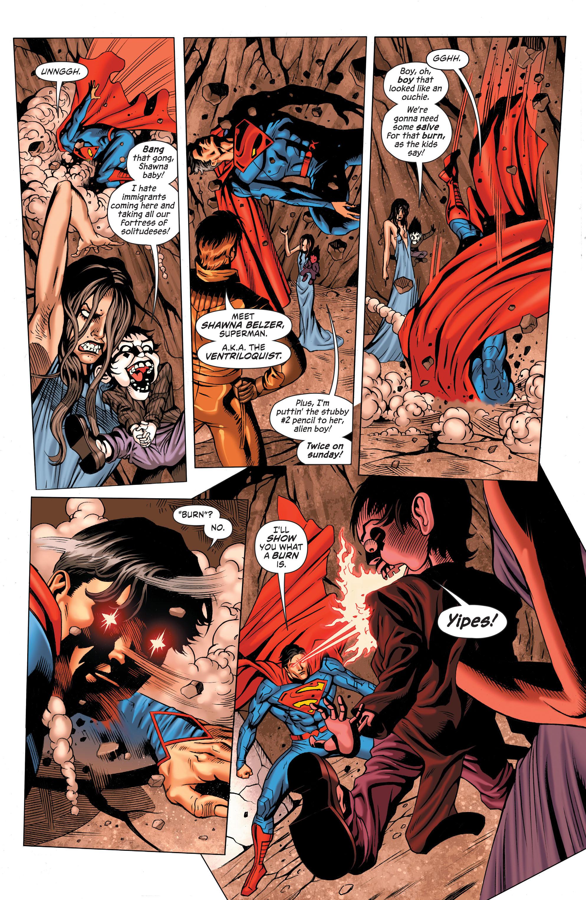 Read online Secret Six (2015) comic -  Issue #10 - 17
