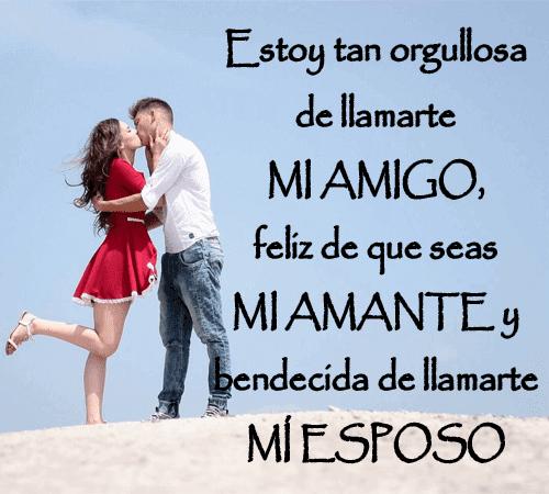 Blog De Loretta Frases De Amor Para Mi Esposo